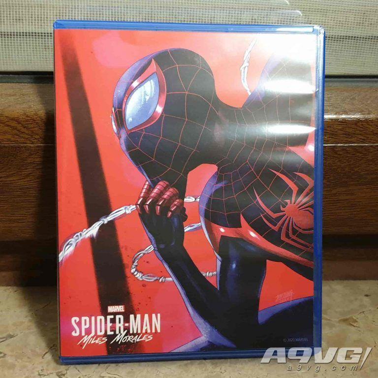 《恶魂 重制》《漫威蜘蛛侠 迈尔斯莫拉里斯》采用双封面设计