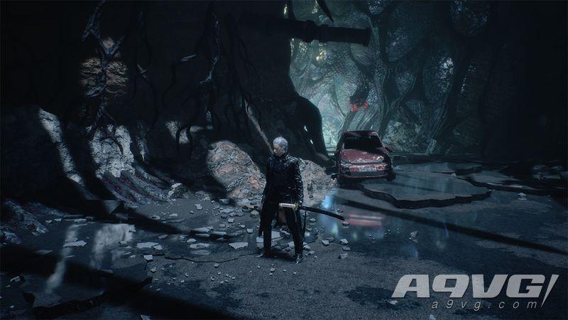 《鬼泣5 特别版》次世代体验报告 体验截然不同的画面表现