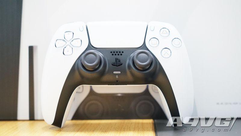 PS5實機開箱組圖 附帶歷代PS家用機合影對比