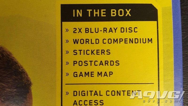 《赛博朋克2077》PS4版容量或超过70G 实体版采用两张光盘