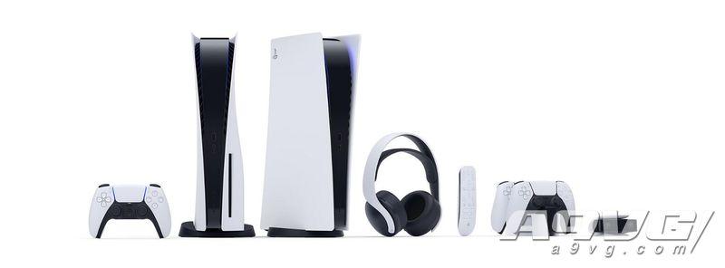标准版PS5和无光驱PS5数字版的区别
