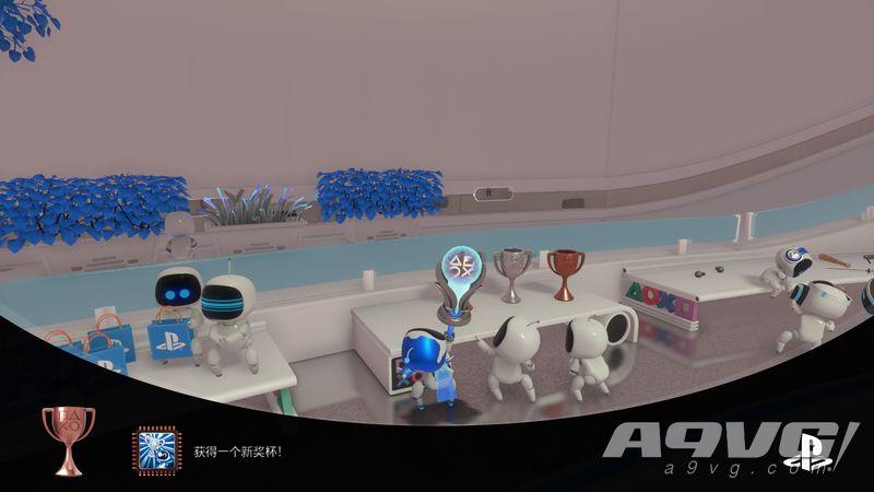 《宇宙机器人无线控制器使用指南》获得一个新奖杯的奖杯攻略