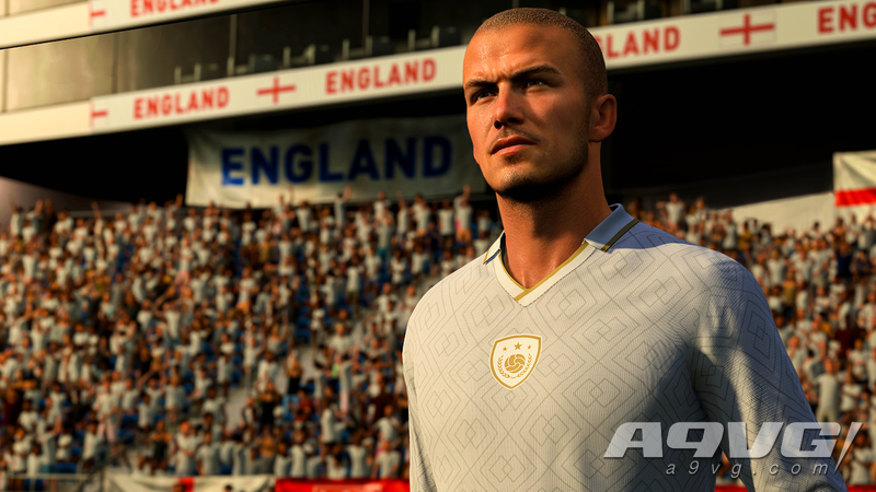 《EA SPORTS FIFA 21》迎接足球巨星大卫‧贝克汉姆重返世界级游戏