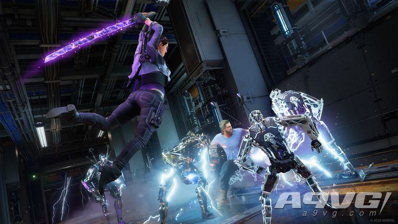 《漫威复仇者联盟》首个新DLC角色将于12月8日更新 包含新剧情