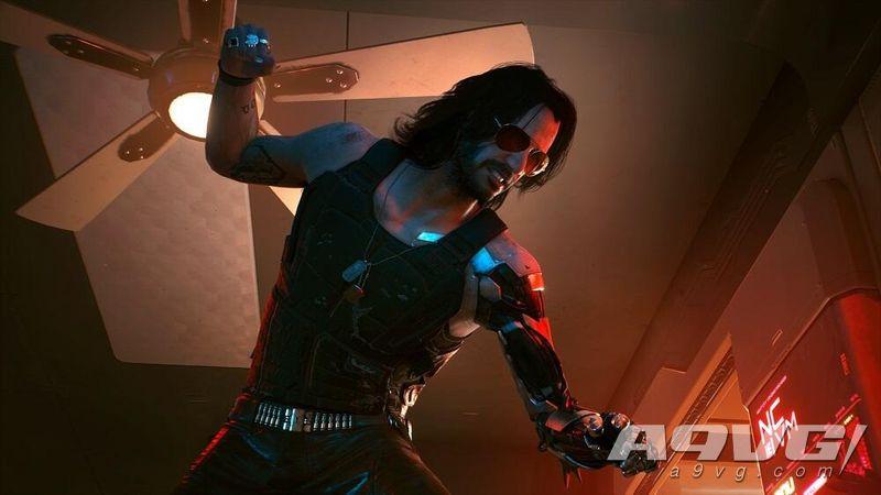 GS发布《赛博朋克2077》16小时试玩前瞻 角色是最精彩的部分