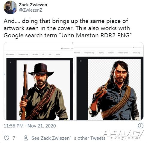 《荒野大镖客 救赎 收藏版》系谣言 泄露图片是P出来的