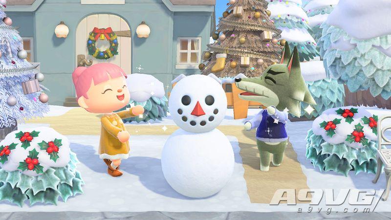 《集合啦!动物森友会》冬季新增表情获得方法 瑜伽动作怎么获得