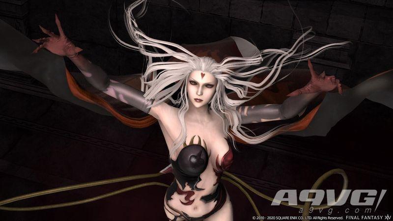 《最终幻想14》5.4版本特设专题站更新 全新游戏截图公开