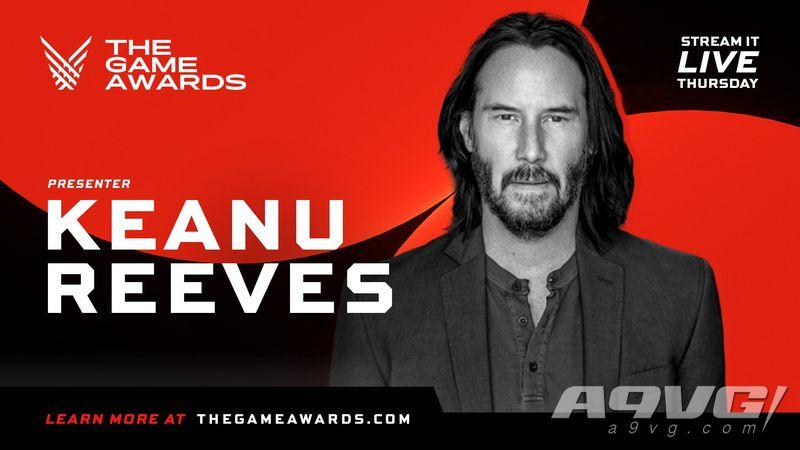 「尼奥」「强尼·银手」扮演者基努·里维斯将出席TGA颁奖典礼