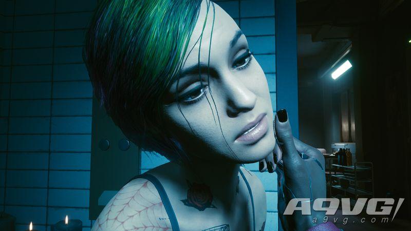 《赛博朋克2077》全亲密互动事件攻略 谈恋爱剧情条件