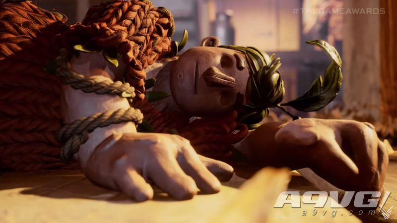 《双人成行》新作公布 双人合作动作冒险游戏