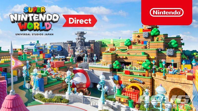 日本环球影城「超级任天堂世界」宣传影像公开 2月4日正式开业