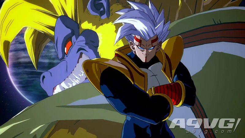 《龙珠斗士Z》新DLC角色正式公开 超级贝比2、超