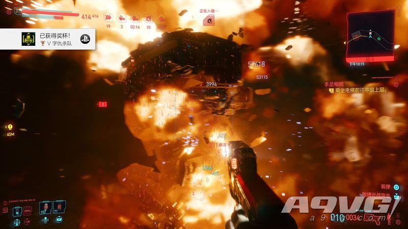 《赛博朋克2077》V字仇杀队奖杯攻略 副心脏在哪里获得