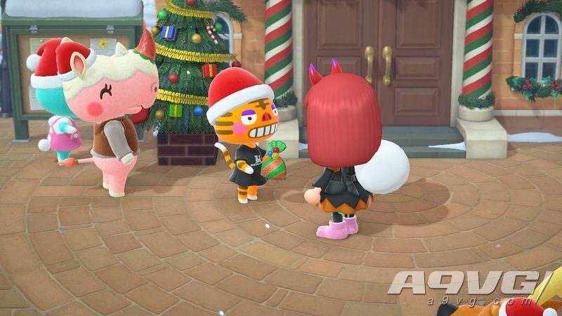 《集合啦!动物森友会》圣诞节活动玩法 动森圣诞有哪些活动