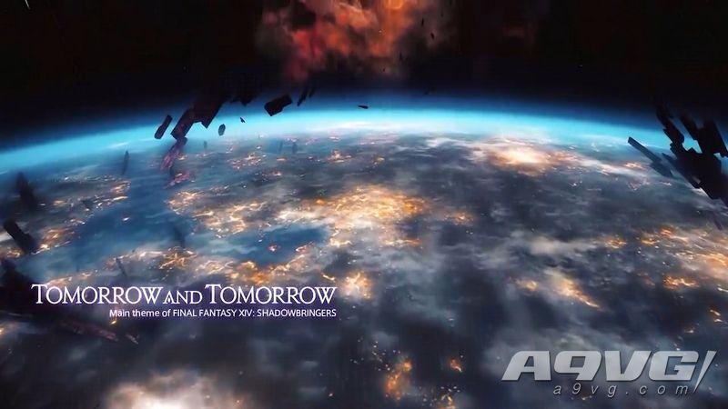 《最终幻想14 暗影之逆焰》主题曲官方MV视频公布