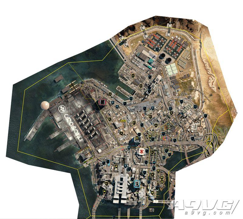 《赛博朋克2077》沃森区全委托NCPD警用频道案件奖杯攻略