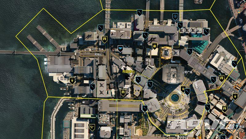 《赛博朋克2077》市政中心全委托NCPD警用频道案件奖杯攻略