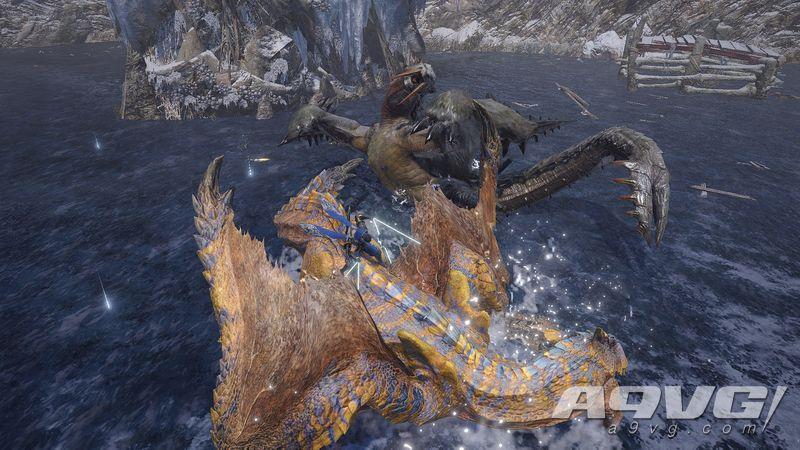《怪物猎人 崛起》新怪物、御龙系统公开 试玩版1月8日上线