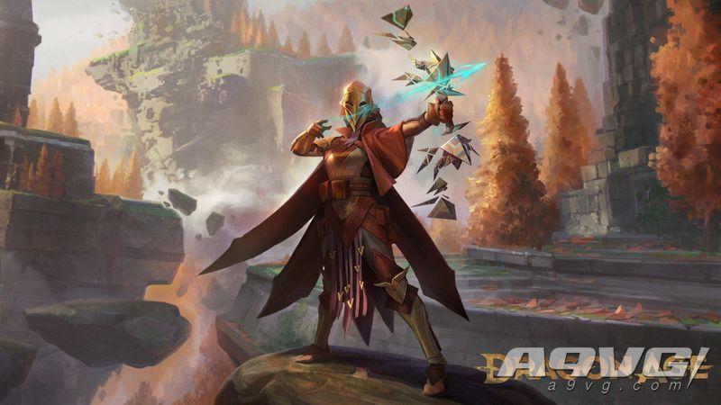 《龙腾世纪》续作全新艺术概念图公开 充满魔幻色彩的弓手