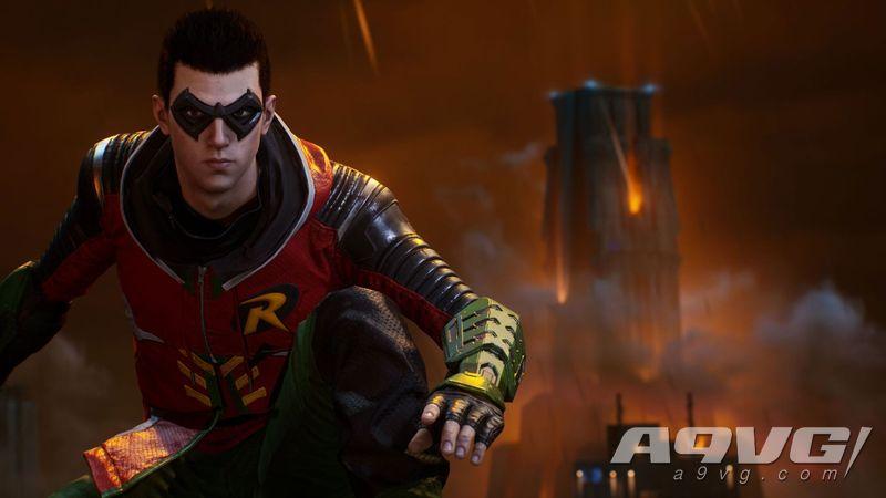 《哥谭骑士》系统介绍 以合作游玩为重点的动作RPG游戏