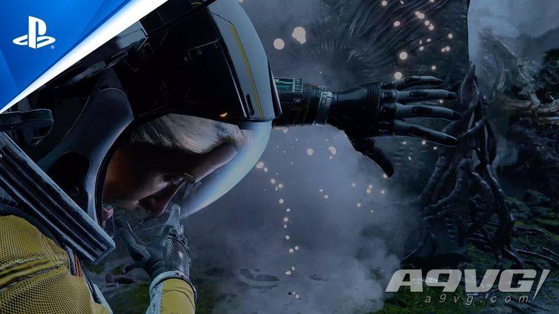 PS5游戏《Returnal》公开战斗实机宣传片 打造最强生存套装