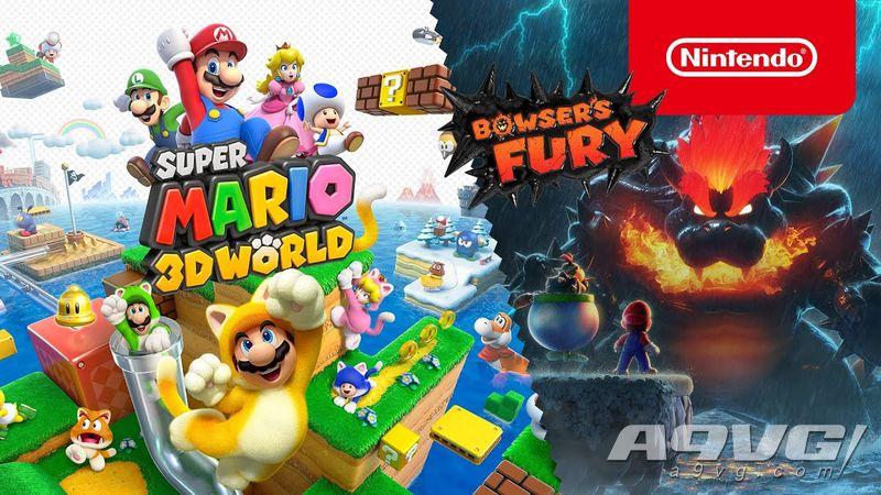 任天堂公开《超级马力欧3D世界 + 狂怒世界》前瞻介绍影像