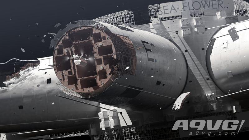 国产太空射击游戏《边境》延期至今夏发售 先行登陆PS4/PC