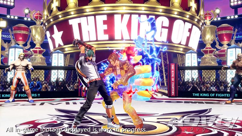 《拳皇15》角色宣传片第一弹「瞬影」公开 下周会有新情报