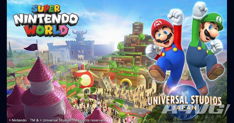因日本实施紧急事态宣言 「超级任天堂世界」宣布延期开业