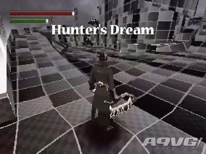PS1版的《血源诅咒》是怎么样的?独立开发者公布自制视频