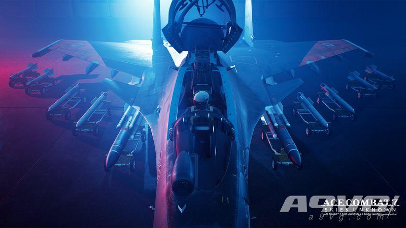 《皇牌空战7:未知空域》繁体中文版2周年纪念更新明日发布