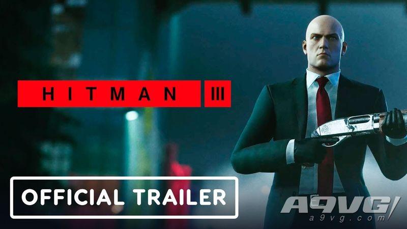 《杀手3》发售宣传片公开 47的新冒险即将正式开启