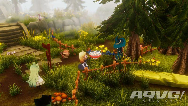 《童话森林》评测:回忆那场悠哉生活与深入遗迹的探险