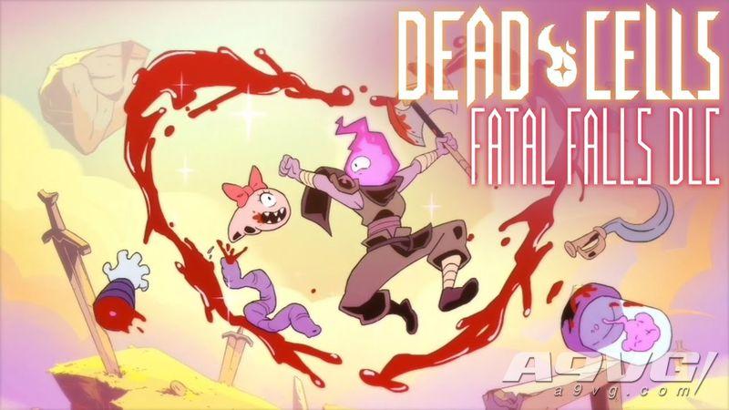 """《死亡细胞》""""致命坠落""""DLC动画版宣传片公开 现已正式推出"""