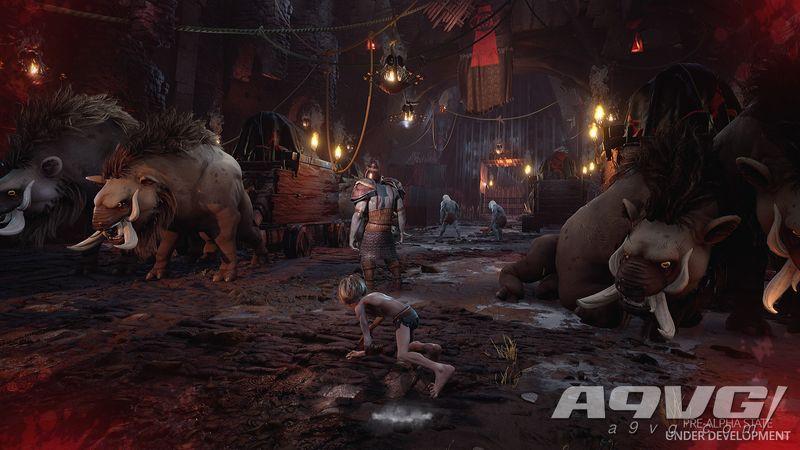 《指环王 咕噜》延期至2022年发售 将充分利用次世代主机机能