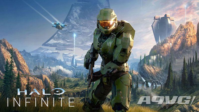 《光环 无限》最新概念艺术图以及游戏内武器模型公开