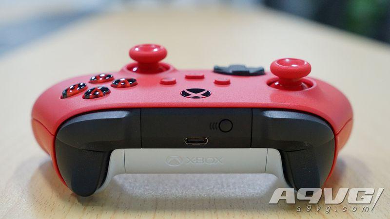 """""""锦鲤红"""" Xbox无线控制器开箱照 红红火火过大年"""