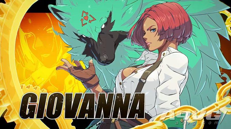 《罪恶装备 奋战》公开Giovanna入门指南视频