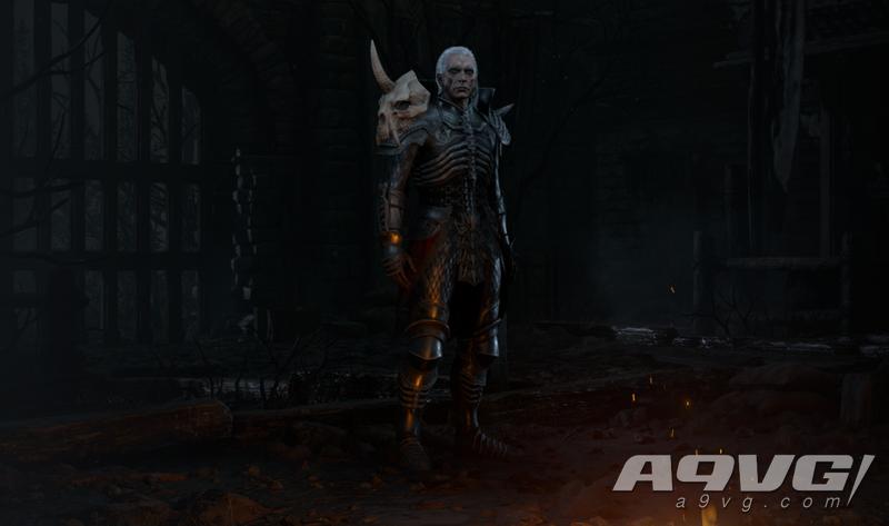《暗黑破坏神2 狱火重生》高清重制版正式发表 2021年内推出