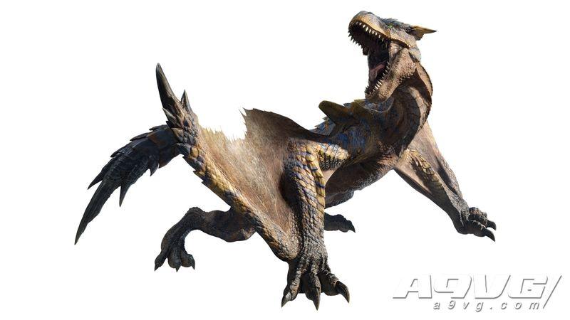 《怪物猎人 崛起》前瞻:探索未曾开拓的全新狩猎体验