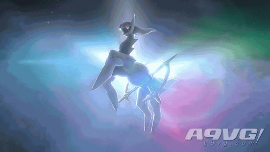 开放世界新作《宝可梦传说:阿尔宙斯》正式公布 2022年初登陆Switch