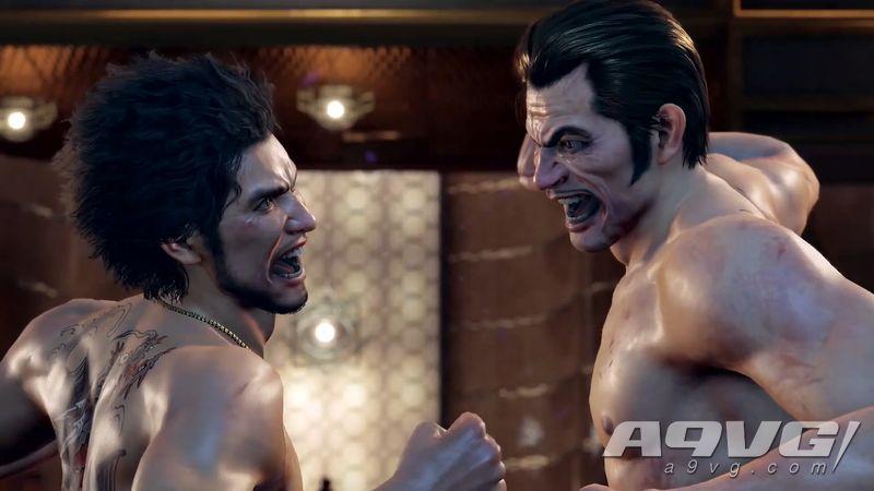 《如龙7》PS5国际版上市宣传片公开 本作现已登陆PS5