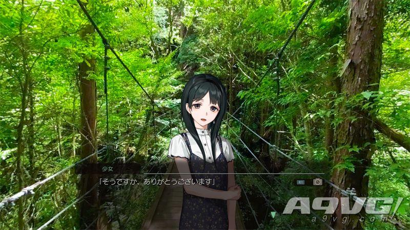 《风雨来记4》公开登场女生立绘与游戏画面截图