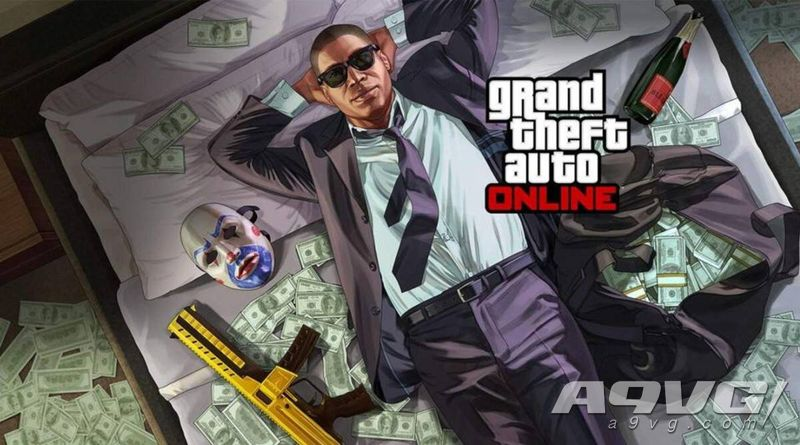《GTA5》市场接近饱和 《GTA Online》或将单独销售