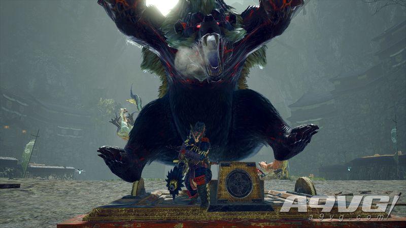 《怪物猎人》3月8日特别节目汇总  崛起、物语2新情报公开