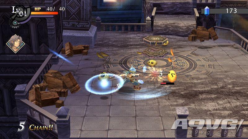 《那由多之轨迹 改》预购现已在PSN日服开启 全新游戏截图公开