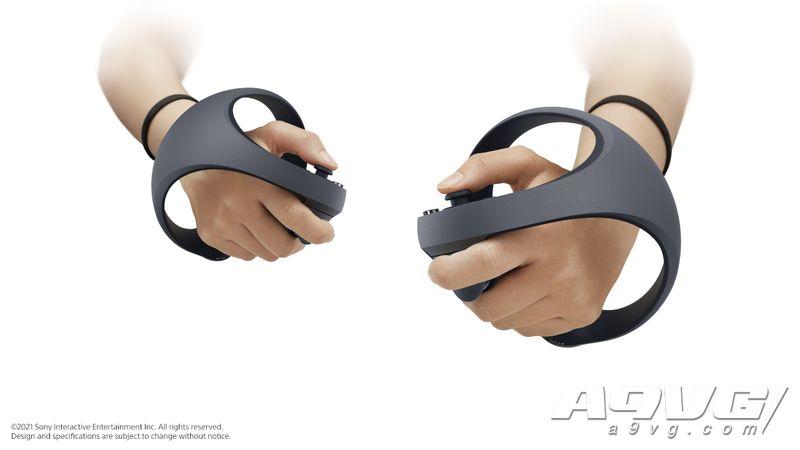 索尼发布新VR控制器 带来PS5上的次世代VR体验
