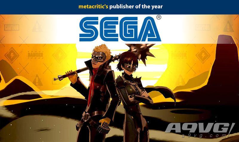 Metacritic 2020年游戏发行商排名 SEGA第一 索尼第四