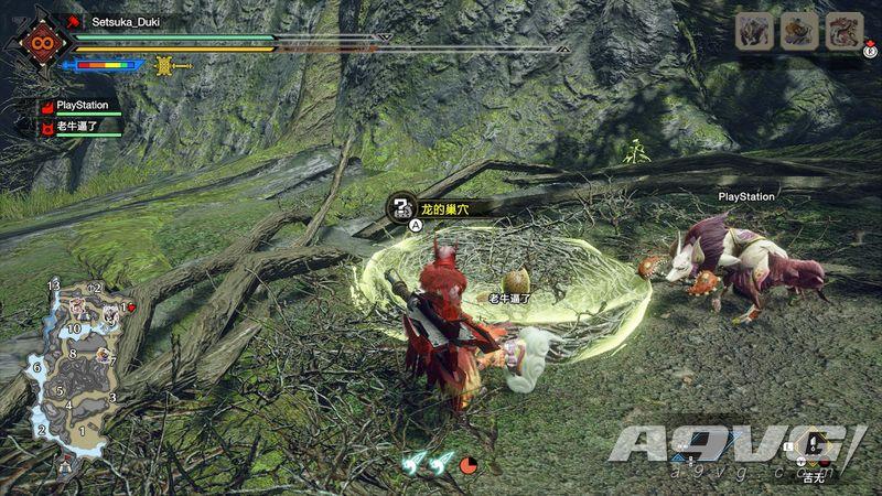 《怪物猎人 崛起》飞龙优质龙蛋位置攻略 飞龙的优质蛋在哪里